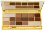 Makeup Revolution I ♥ Makeup Naked Chocolate zázračná paleta očných tieňov