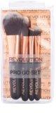 Makeup Revolution Pro Go Set mini ecset szett utazási csomag