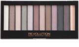 Makeup Revolution Romantic Smoked paleta očných tieňov