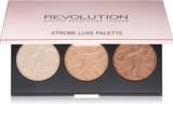 Makeup Revolution Strobe Luxe paleta de iluminadores