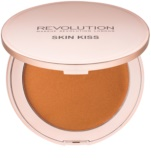 Makeup Revolution Skin Kiss cremiger Bronzer
