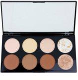 Makeup Revolution Ultra Contour paleta para contornos faciales