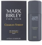 Mark Birley Charles Street Eau de Parfum for Men 75 ml Travel Packaging
