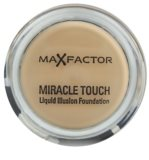 Max Factor Miracle Touch maquillaje para todo tipo de pieles