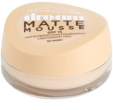 Maybelline Dream Matte Mousse matující make-up