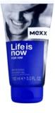 Mexx Life is Now for Him Duschgel für Herren 150 ml