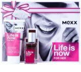 Mexx Life is Now for Her set cadou