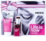 Mexx Life is Now for Her Geschenkset I.