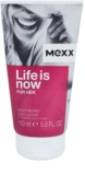 Mexx Life is Now for Her Körperlotion für Damen 150 ml