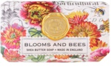 Michel Design Works Blooms and Bees Moisturizing Soap With Shea Butter