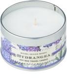 Michel Design Works Hydrangea vela perfumada  113 g en lata