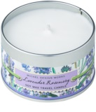 Michel Design Works Lavender Rosemary vela perfumada  113 g en lata (20 Hours)
