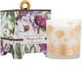 Michel Design Works Magnolia vela perfumada  184 g en vidrio