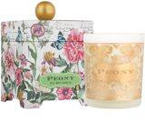Michel Design Works Peony lumanari parfumate  397 g în sticlă (65-80 Hours)