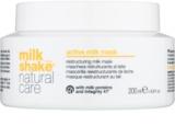 Milk Shake Natural Care Active Milk mascarilla de leche activa para cabello seco y dañado