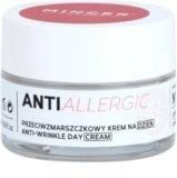 Mincer Pharma AntiAllergic N° 1200 крем проти зморшок для чутливої шкіри та шкіри схильної до почервонінь