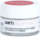 Mincer Pharma AntiAllergic N° 1200 krema proti gubam za občutljivo in pordelo kožo