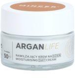 Mincer Pharma ArganLife N° 800 50+ crema de día hidratante