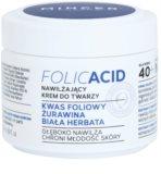 Mincer Pharma Folic Acid N° 450 nawilżający krem do twarzy 40+
