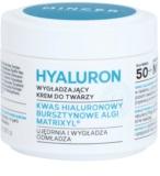 Mincer Pharma Hyaluron N° 400 crema alisadora 50+