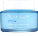 Missha Super Aqua Ice Tear зволожуючий крем для шкіри