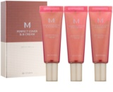 Missha M Perfect Cover kozmetika szett I.