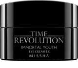 Missha Time Revolution Immortal Youth krema za predel okoli oči z gladilnim učinkom