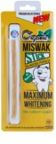 Miswak Maximum Whitening természetes fogkefe a ragyogó mosolyért