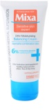 MIXA 24 HR Moisturising Balancing And Moisturizing Cream For Normal To Mixed Skin