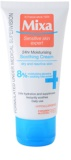 MIXA 24 HR Moisturising crema calmanta si hidratanta pentru piele sensibila si intoleranta