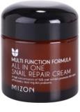 Mizon Multi Function Formula regeneráló krém csiga szekréció 92% szűrletével