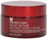 Mizon Skin Recovery нічний омолоджуючий крем для сяючої шкіри