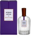 Molinard Acqua Lotus eau de parfum pour femme 90 ml
