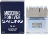 Moschino Forever Sailing toaletná voda pre mužov 30 ml