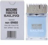 Moschino Forever Sailing туалетна вода тестер для чоловіків 100 мл