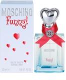 Moschino Funny! eau de toilette para mujer 25 ml