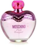 Moschino Pink Bouquet тоалетна вода тестер за жени 100 мл.