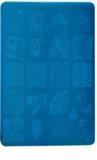 Moyra Nail Art Animalistic платка за печати за нокти