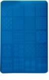 Moyra Nail Art Fabric Texture дощечка для відбитку під  печатку для нігтів