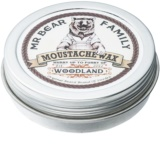 Mr Bear Family Woodland Moustache Wax