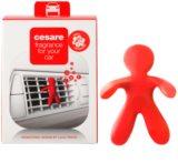 Mr & Mrs Fragrance Friends Cesare Fragrance For Car légfrissítő 1 db  (Pepper Mint)