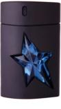 Mugler A*Men eau de toilette teszter férfiaknak 100 ml szórófejes parfüm utántöltő palack Rubber Flask