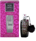 Naomi Campbell Cat deluxe At Night Eau de Toilette für Damen 15 ml