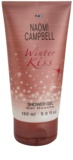 Naomi Campbell Winter Kiss gel de ducha para mujer 150 ml