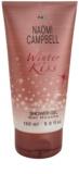 Naomi Campbell Winter Kiss gel de ducha para mujer 150 ml