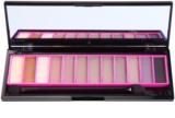 Naras Saturn 12 Colors paleta de sombras  com espelho e aplicador