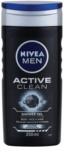 Nivea Men Active Clean gel de duche para homens