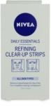 Nivea Aqua Effect tiras limpiadoras para rostro