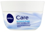 Nivea Care Cream For Face, Hands And Body