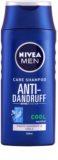Nivea Men Cool korpásodás elleni sampon a viszkető és irritált bőrre